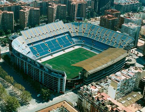 Deportivo Alaves vs Valencia CF FLS Live La Liga Stadium