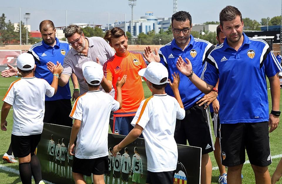 Valencia Cf Summer Tour