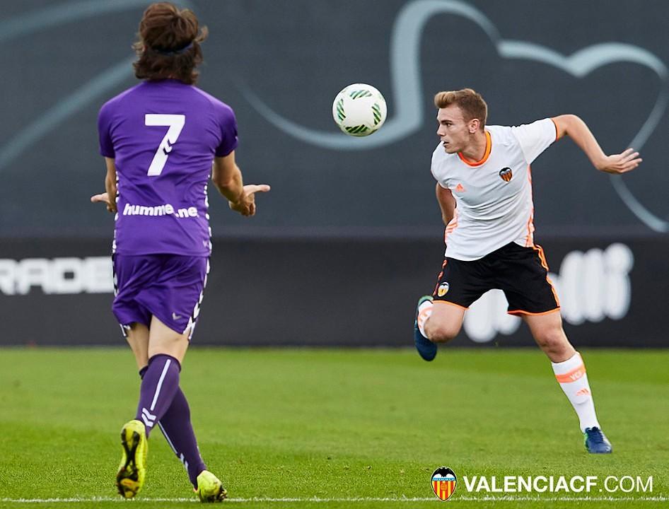 Valencia mestalla sabadell valencia cf official webpage for Cajeros sabadell valencia